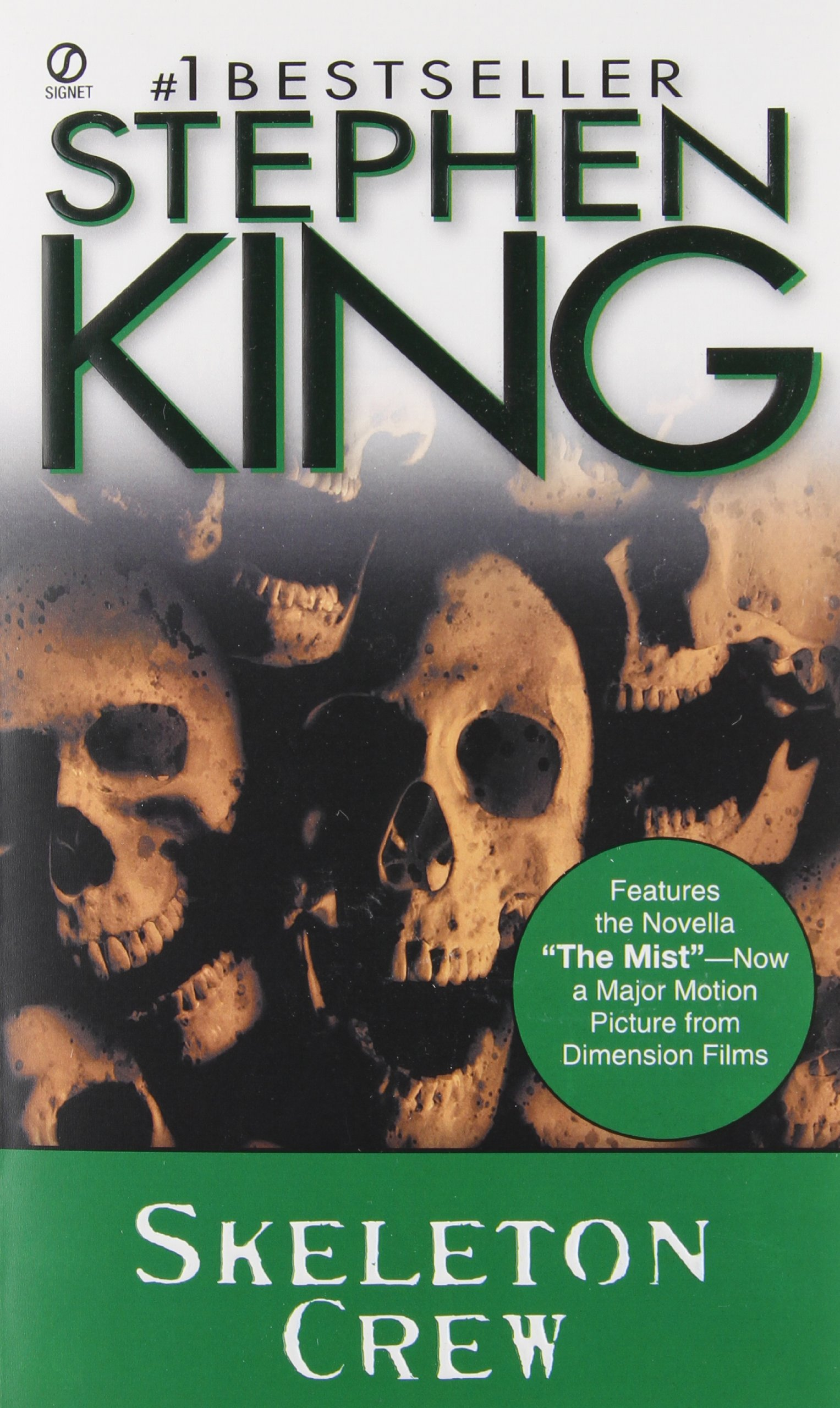 survivor type stephen king