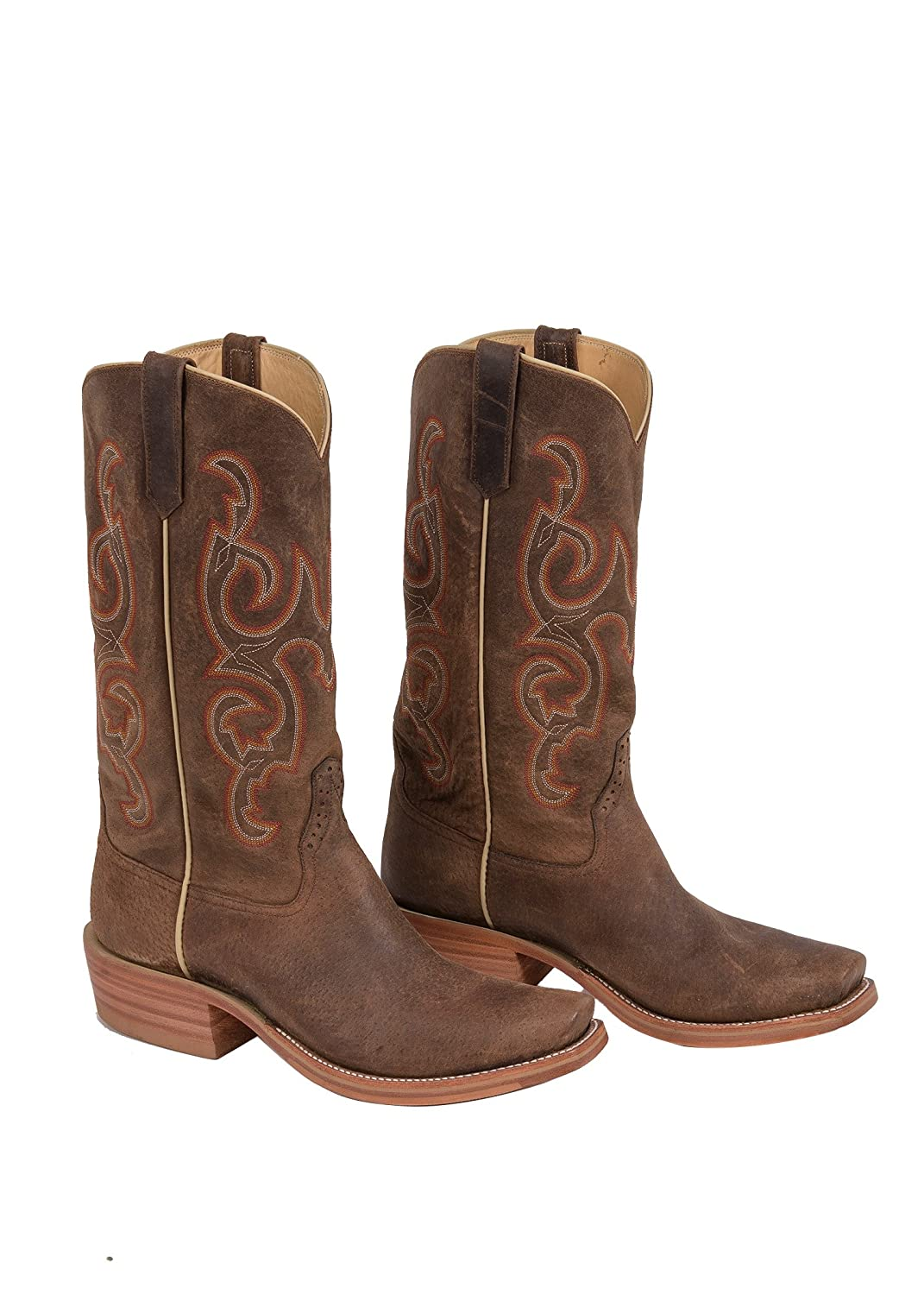 Rios Of Mercedes Sow Chocolate Men S Boots Durable Modeling