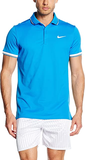 Nike Polo Shirt Court - Polo para Hombre: Amazon.es: Zapatos y ...