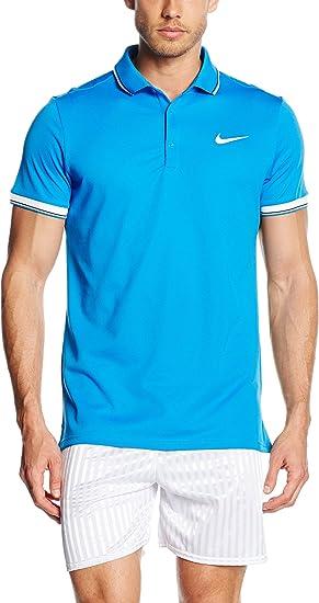 Nike Polo Shirt Court - Polo para Hombre: Amazon.es: Zapatos y ...