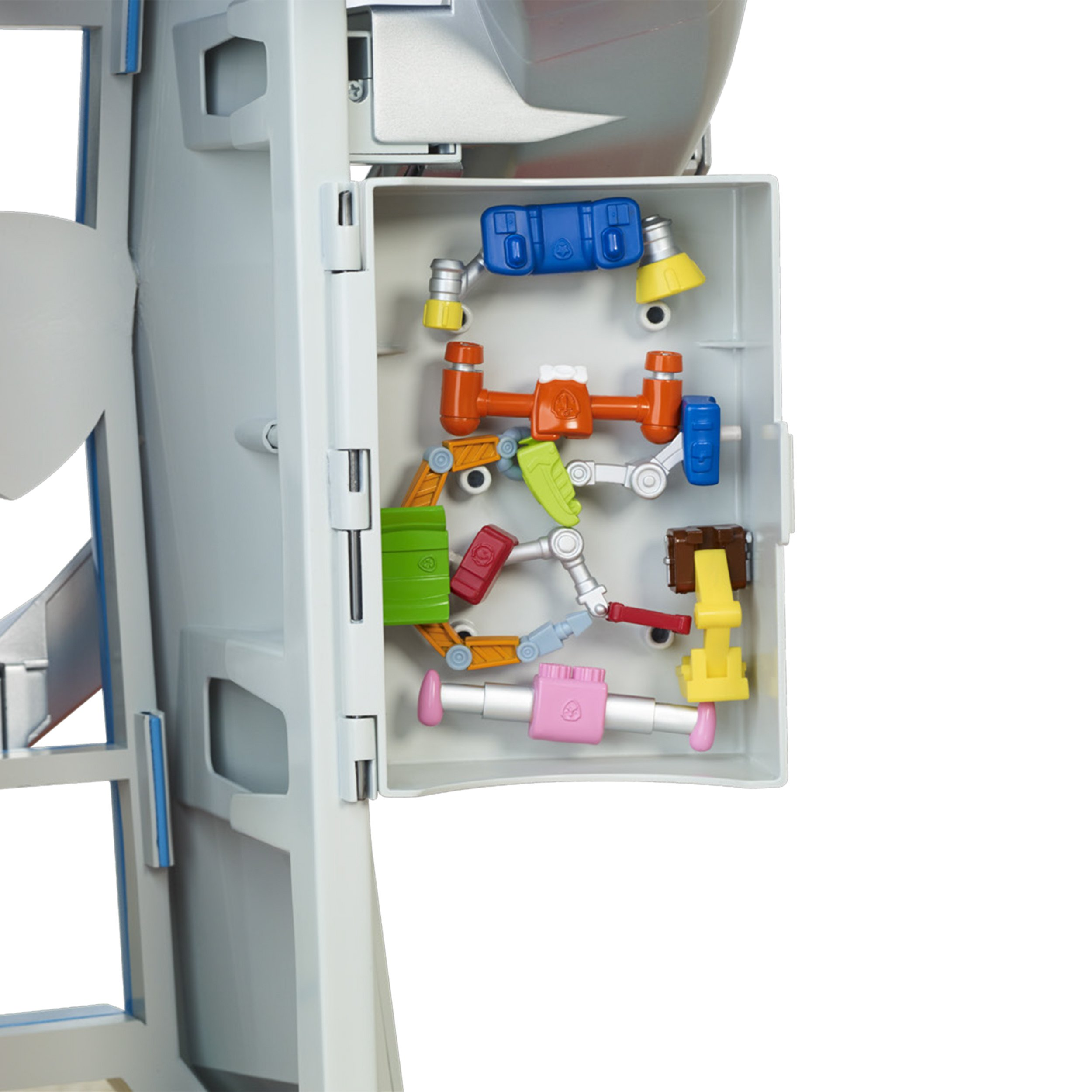 PAW Patrol My Size Lookout Tower with Exclusive Vehicle, Rotating Periscope & Lights & Sounds by Nickelodeon (Image #9)