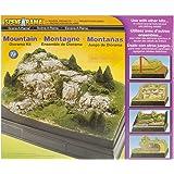 Woodland Scenics Diorama Kit, Mountain