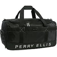 Perry Ellis - bolsa deportiva (55,8 cm), Negro, Una talla
