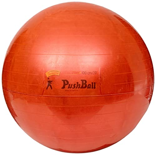 Sportime 40 in Ultimax Pushball, Red