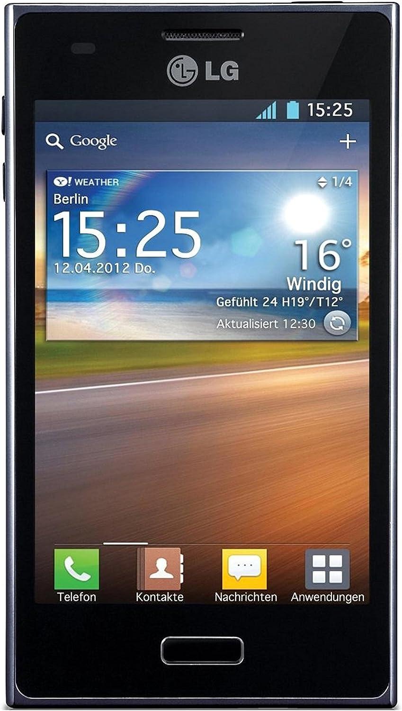 Amazon.com: LG Optimus L5 E610 Negro desbloqueado teléfono ...