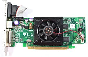 OEM Dell Asus ATI Radeon HD2400 Pro 128MB Video Card PCI-Express x16 - WX085