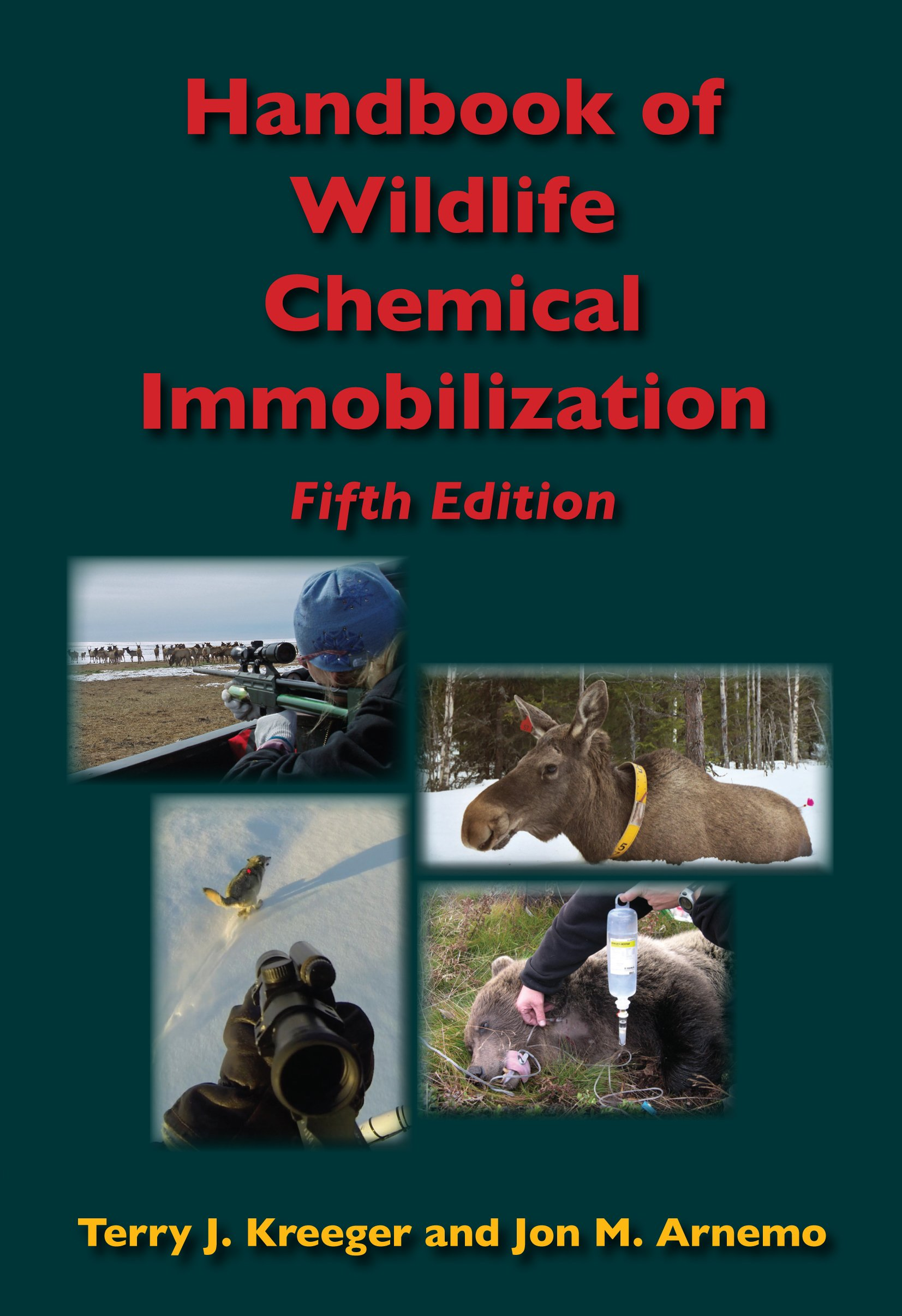 Handbook Wildlife Chemical Immobilization 5th product image