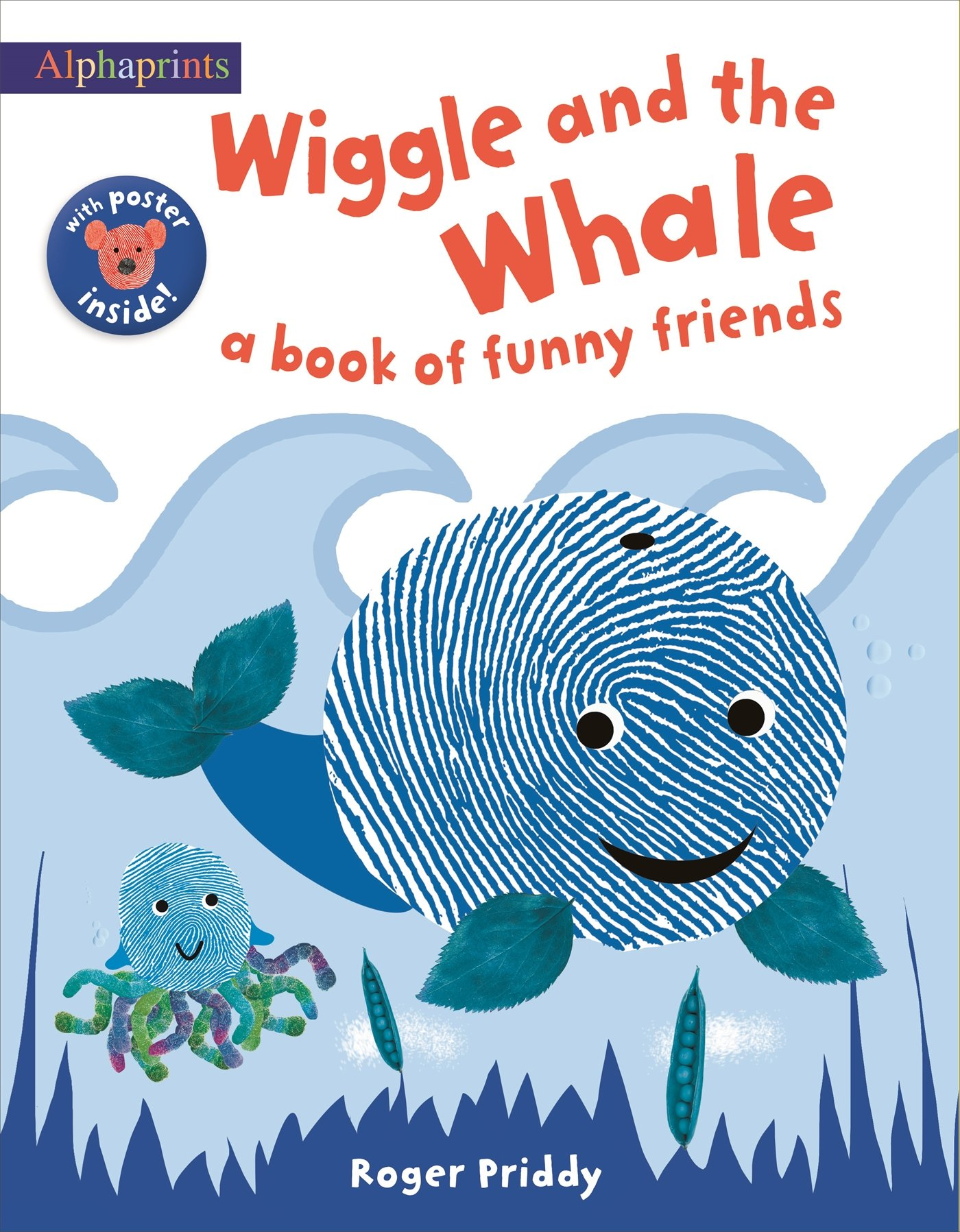 Read Online Wiggle and the Whale (An Alphaprints Picture Book) ebook
