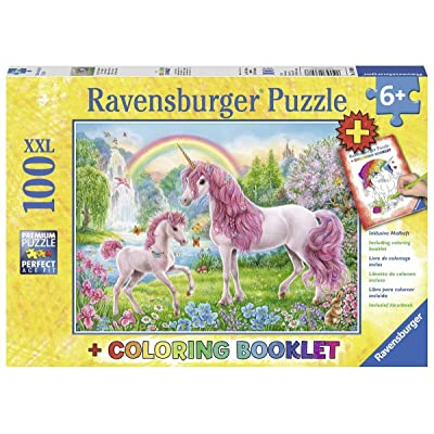 Ravensburger 13698 Magical Unicorns Jigsaw Puzzles: Toys & Games