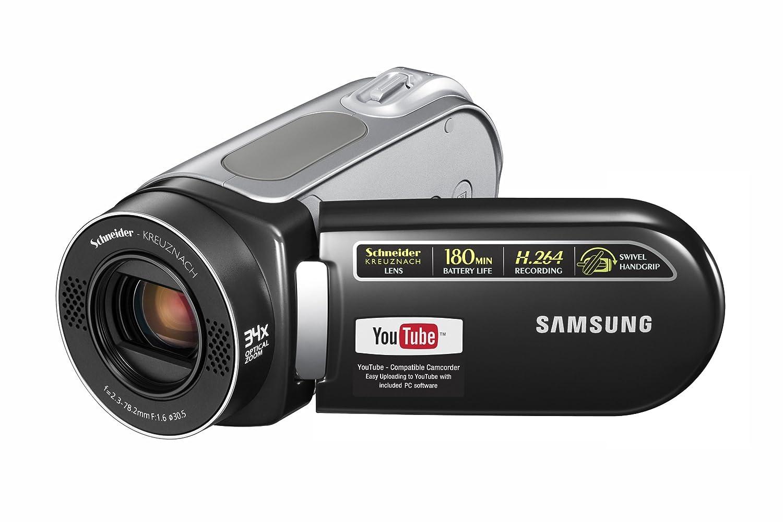 amazon com samsung sc mx20 flash memory camcorder w 34x optical rh amazon com samsung 65x intelli zoom camcorder manual Samsung 56X Camcorder Manual