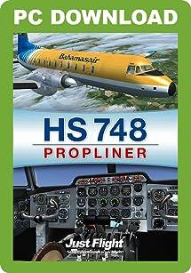 Amazon com: HS 748 Propliner [Download]: Video Games
