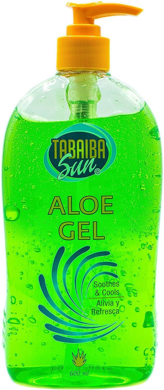 Gel Aloe Vera 600 ml TabaibaSun