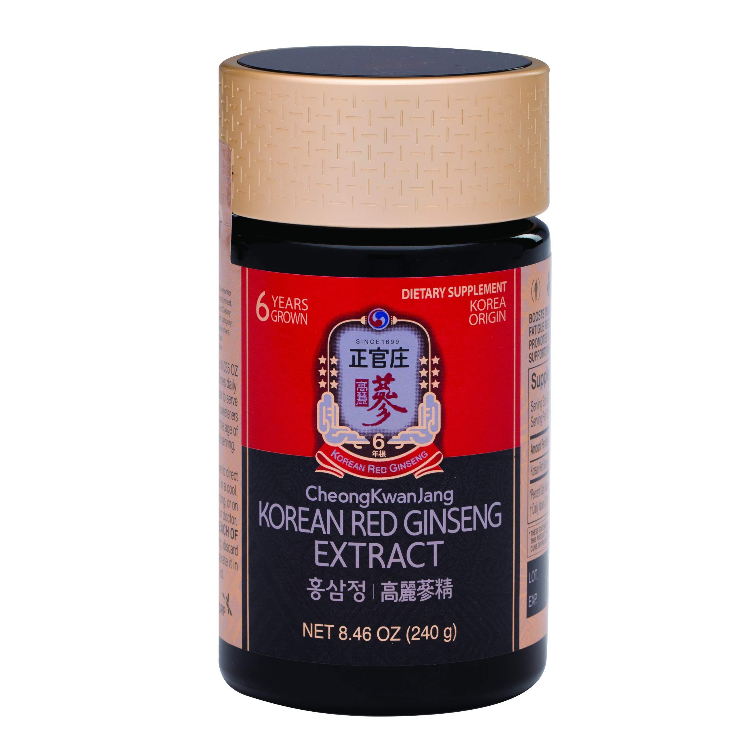 KGC Cheong Kwan Jang [Korean Red Ginseng Extract] For Extra