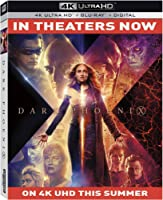 X-Men Dark Phoenix (Bilingual) [4K UHD + Digital Copy] [Blu-ray]