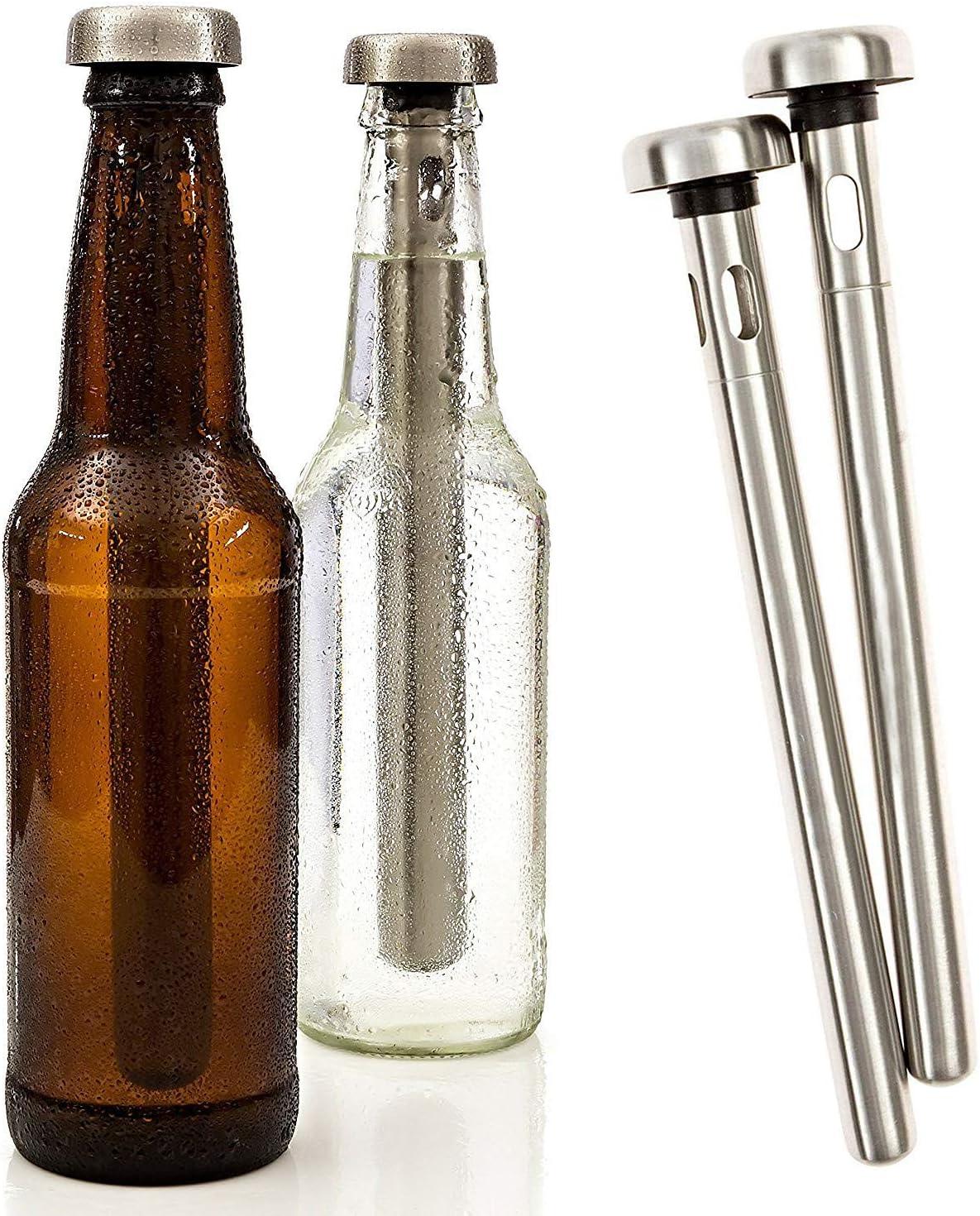 Varilla enfriadora de cerveza de acero inoxidable, 2 unidades ...