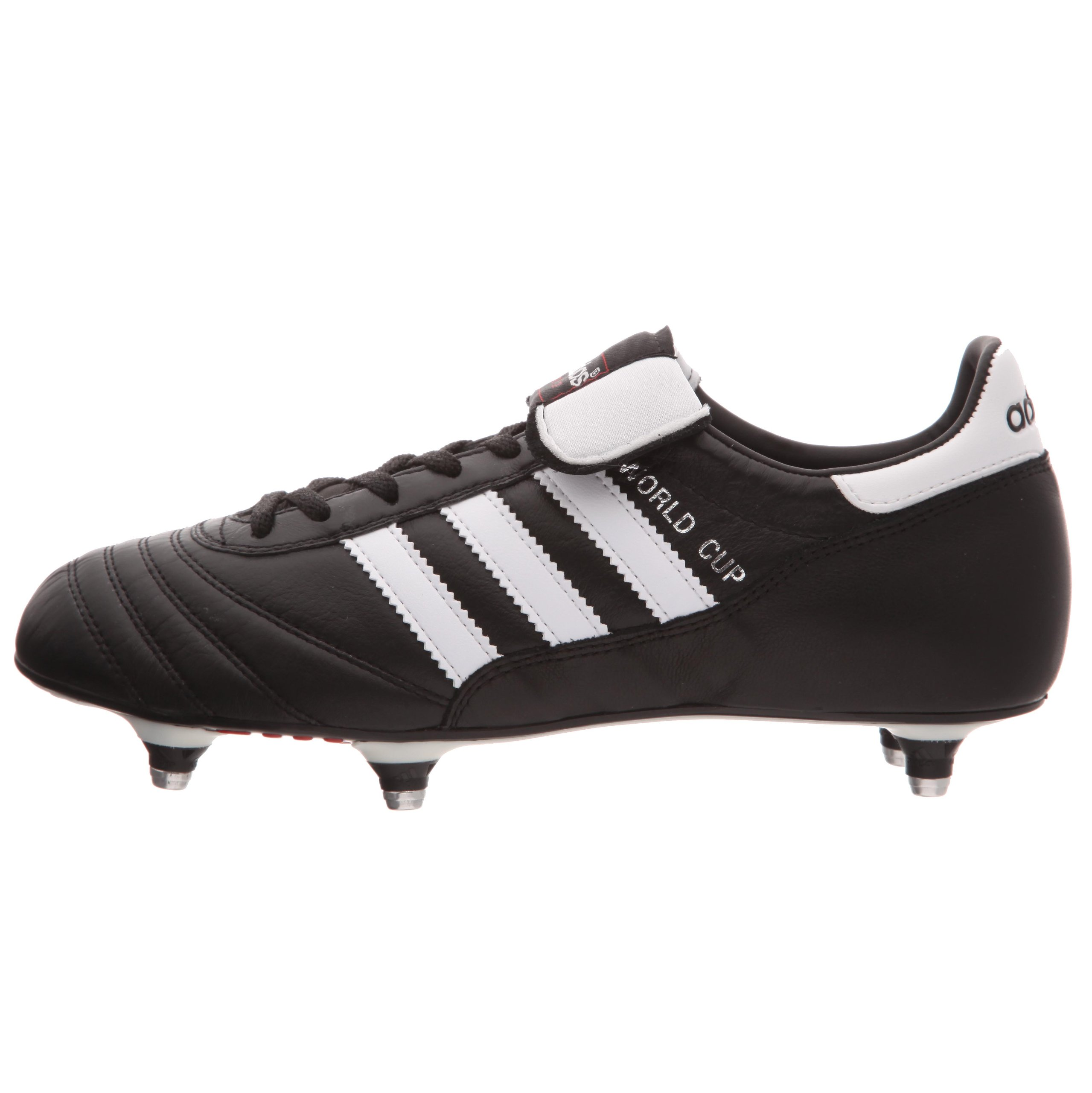 adidas world cup s football boots black black running