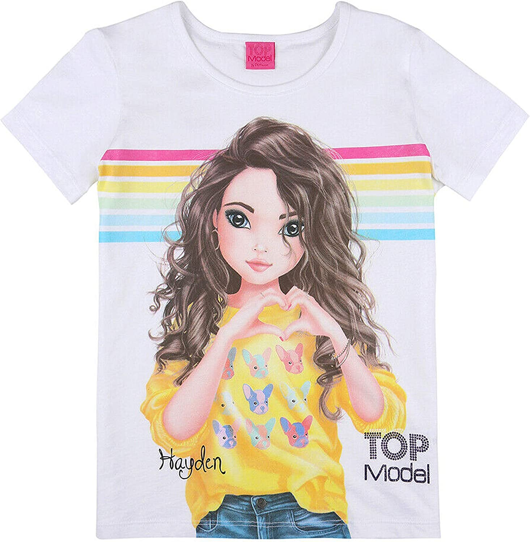 Top Model Camiseta para Ni/ñas
