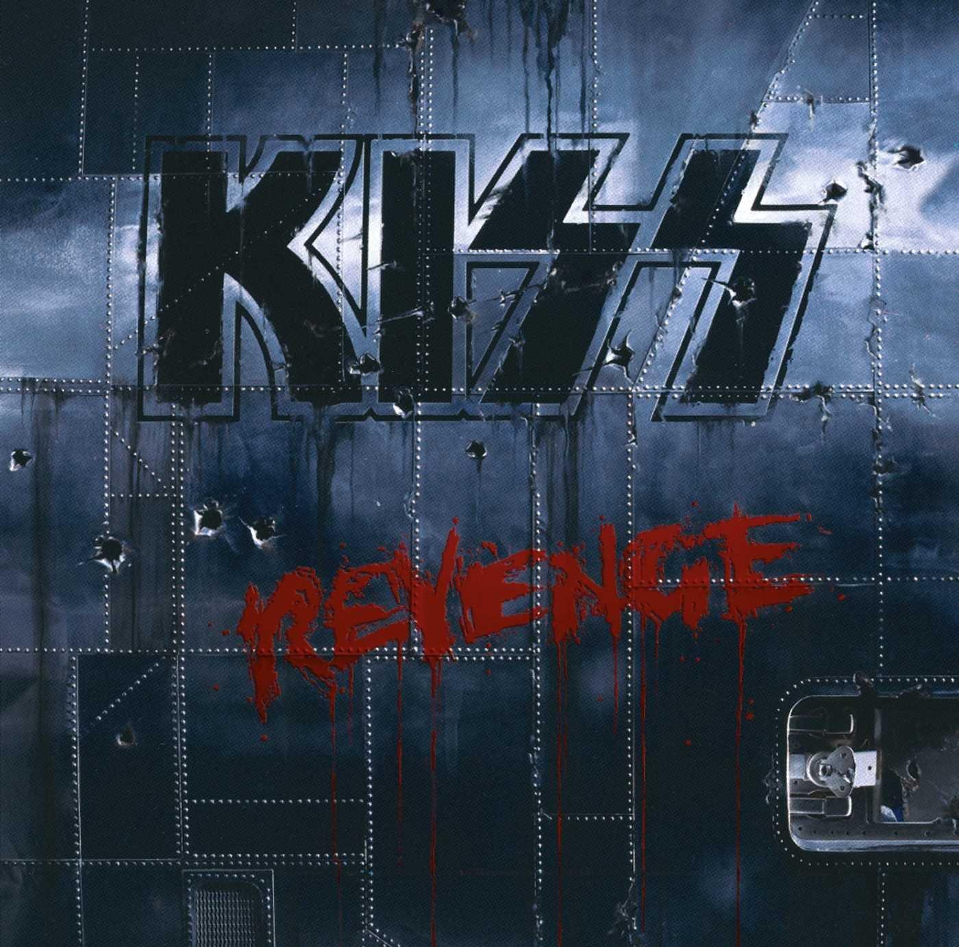 CD : Kiss - Revenge