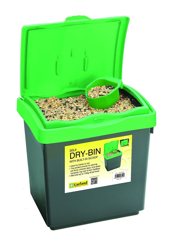 Tierra Garden GP173 Dry-Bin with Lid, 8-Gallon Tierra-Derco