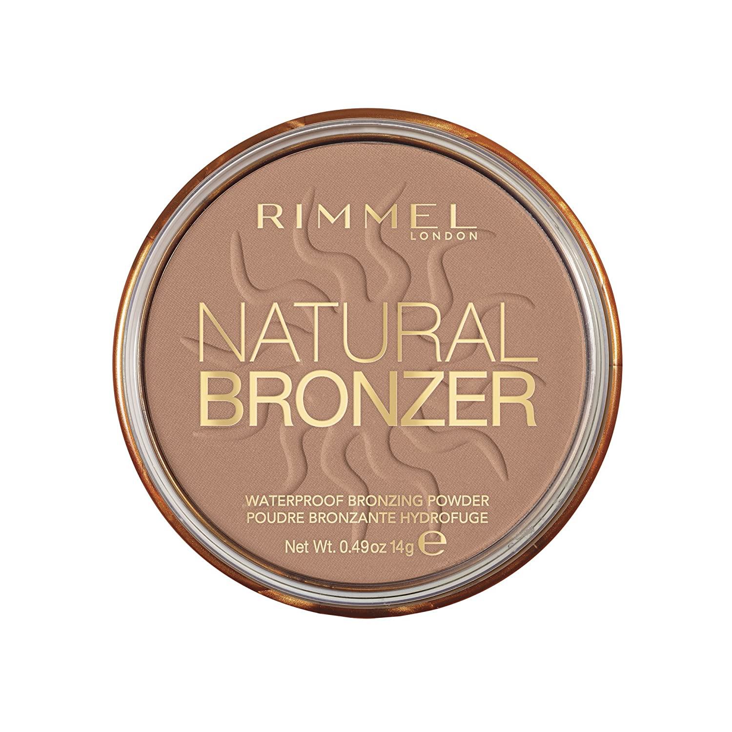 Rimmel London - Natural Bronzer Waterproof Bronzing Powder Coty 34788724022