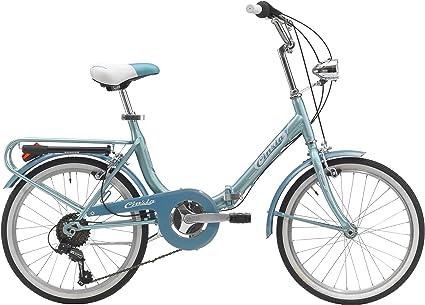 Cicli Cinzia - Bicicleta plegable Bologna Hi-Tension 20