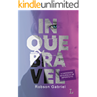 Inquebrável (Portuguese Edition) book cover