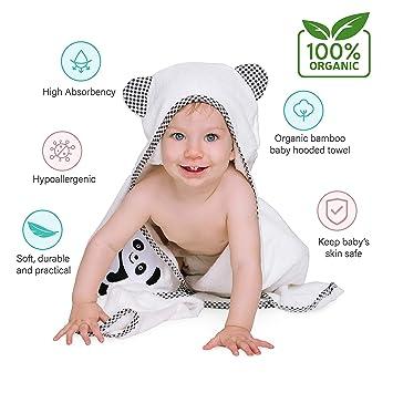 SNUGGLE BABY *BATH SET* 1 HOODED TOWEL AND 5 WASH CLOTHS