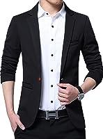 Zity Men's Slim Fit Casual Premium Blazer Jacket