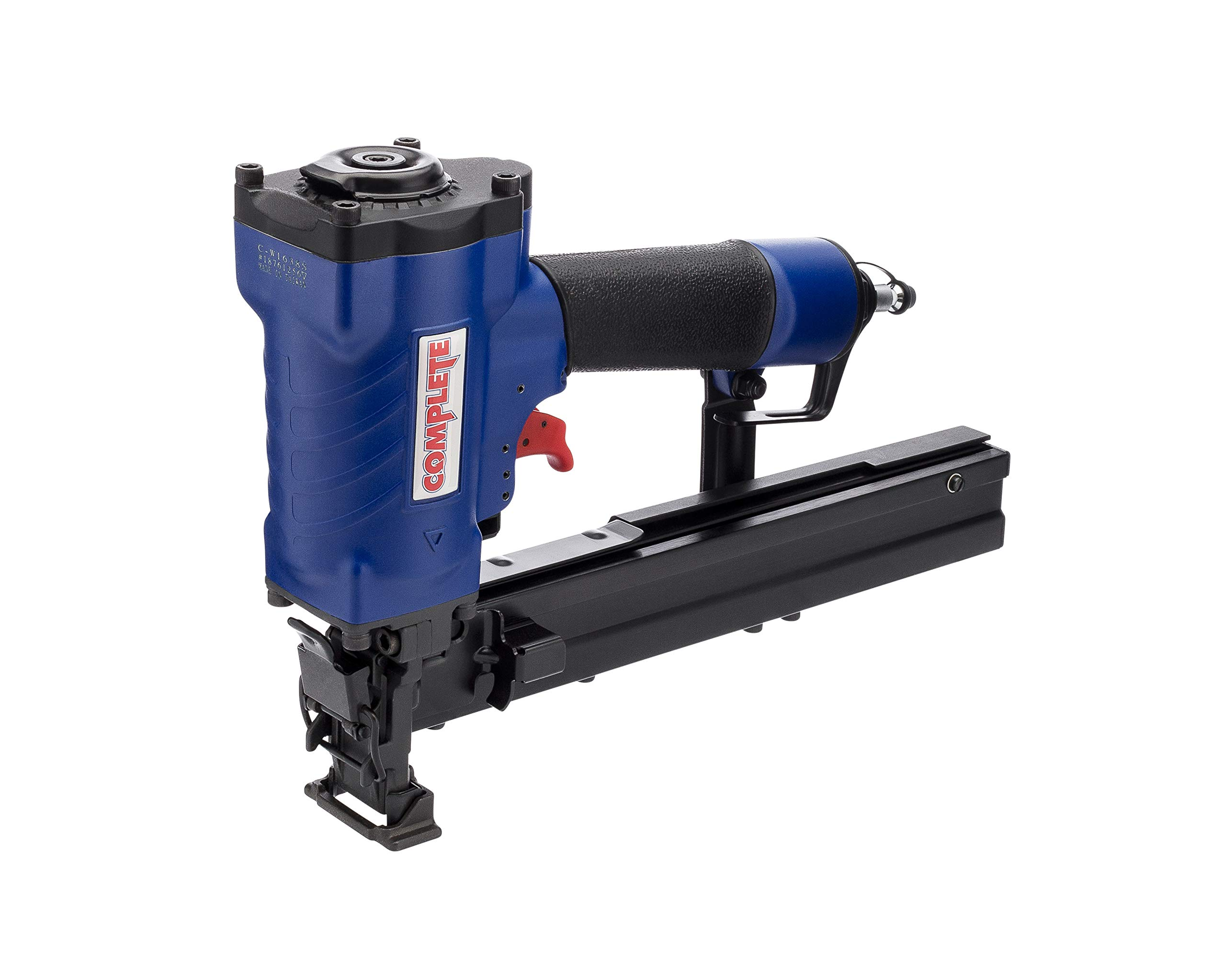 Complete C-W1638P ProGrade 15/16 Wide Crown Stapler 16 Gauge for 3/4 to 1-1/2 Paslode GSW Staples
