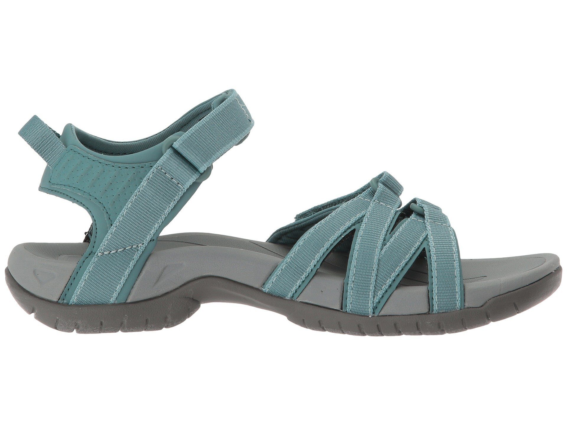 Teva Tirra Sandal Women's Hiking 8 North Atlantic