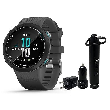 Amazon.com: Garmin Swim 2 GPS Swimming Smartwatch with ...