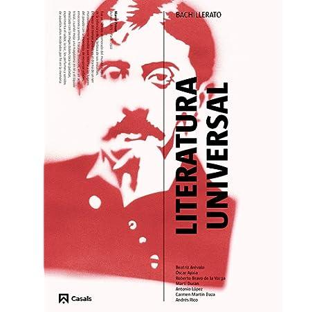Literatura universal 1 Bachillerato 2015 - 9788421848692: Amazon ...