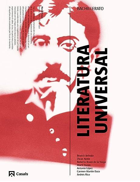 Literatura universal 1 Bachillerato 2015 - 9788421848692: Amazon.es: VV.AA.: Libros
