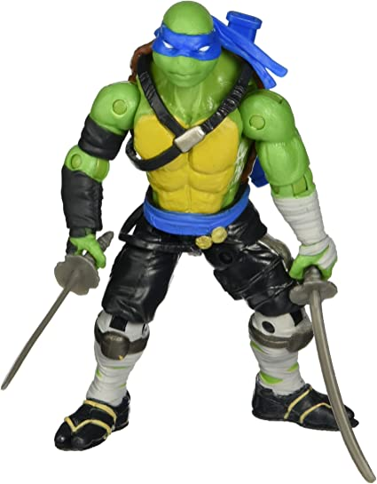 Teenage Mutant Ninja Turtles Movie 2 Out of The Shadows Leonardo Basic Figure