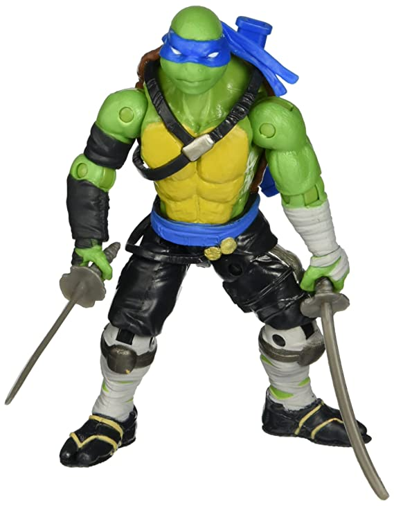 Teenage Mutant Ninja Turtles Movie 2 5 inch Action Figure ...