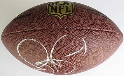 698c7c87f Jerome Bettis Signed Ball - Duke coa proof - Autographed Footballs ...