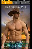 Cowboy Secret (The Dalton Boys Book 4)