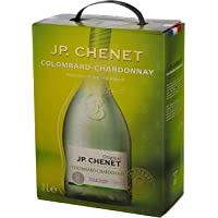 JP Chenet Colombard Chardonnay Wine (Bag in Box), 3L
