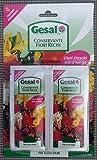 bustine monodosi conservante fiori recisi GESAL 4 pezzi per piante fiori
