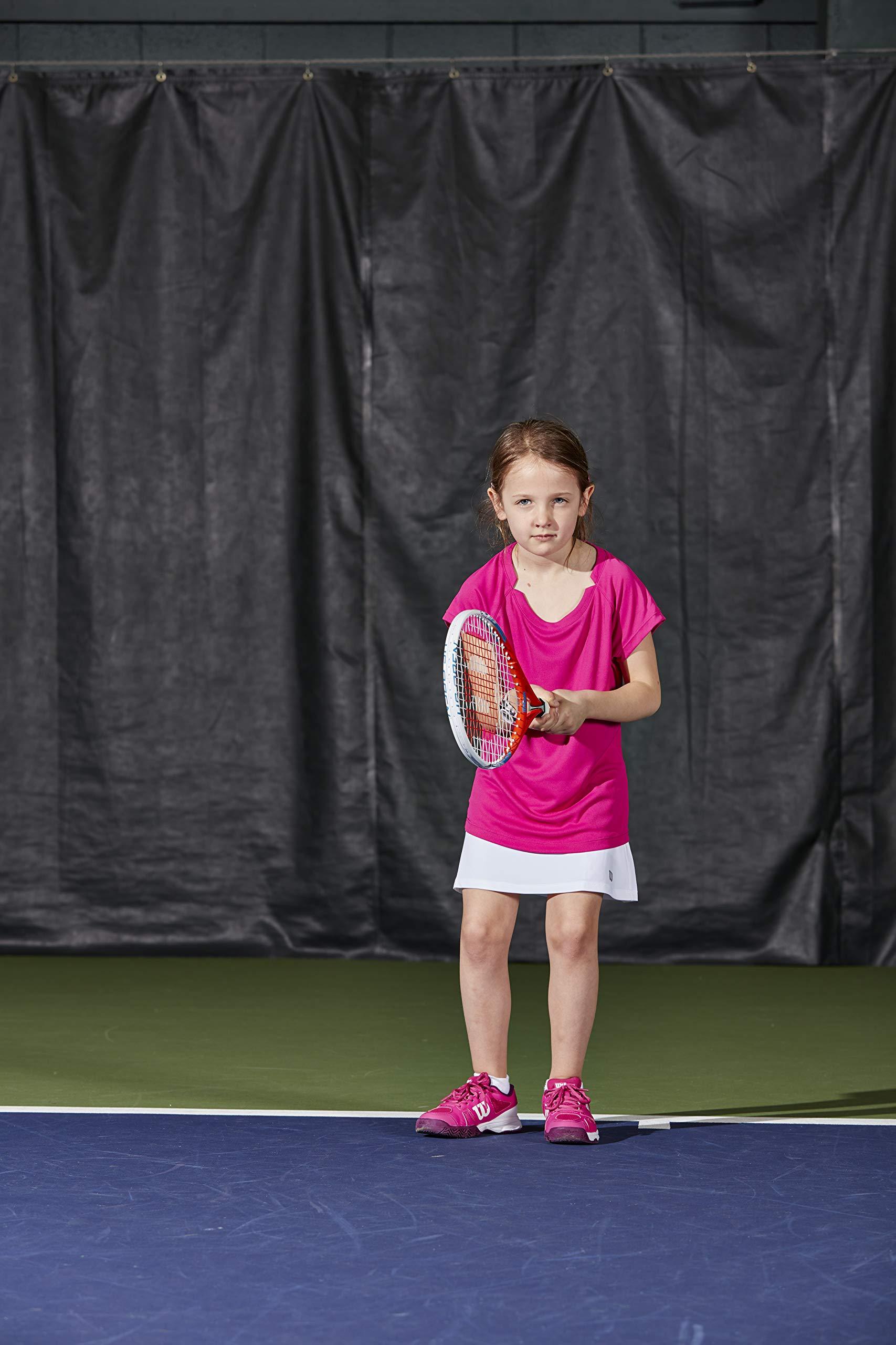 Wilson 55064 Junior US Open Tennis Racquet, 19'' L by Wilson (Image #4)