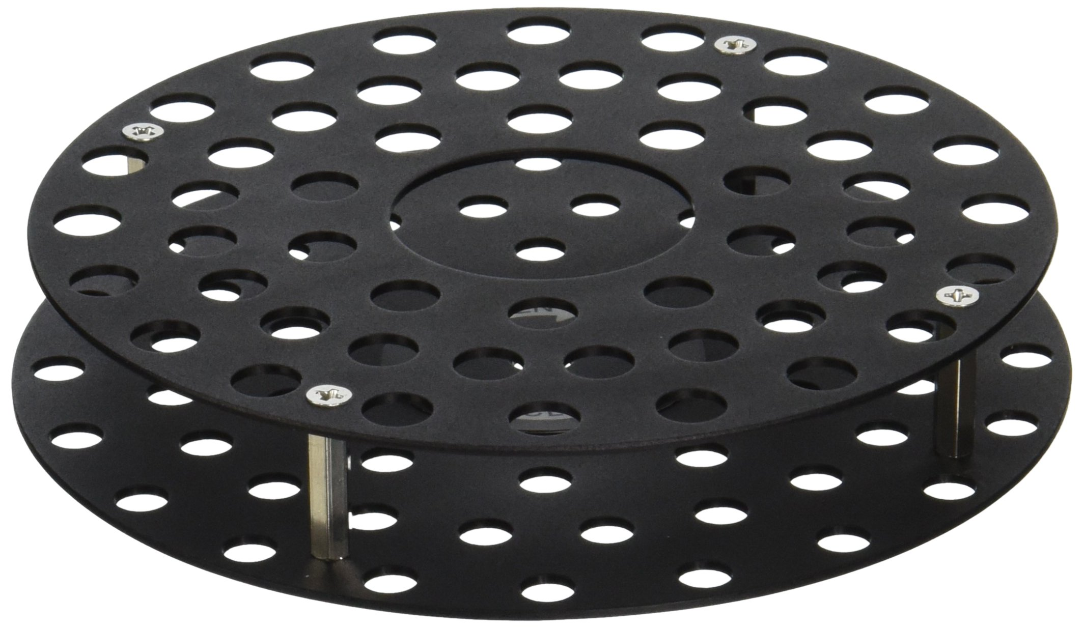 Labconco 7548400 PTFE-Coated Aluminum Microcentrifuge Tubes Fixed-Angle Rotor, Holds 24 x 0.5ml Microcentrifuge Tubes