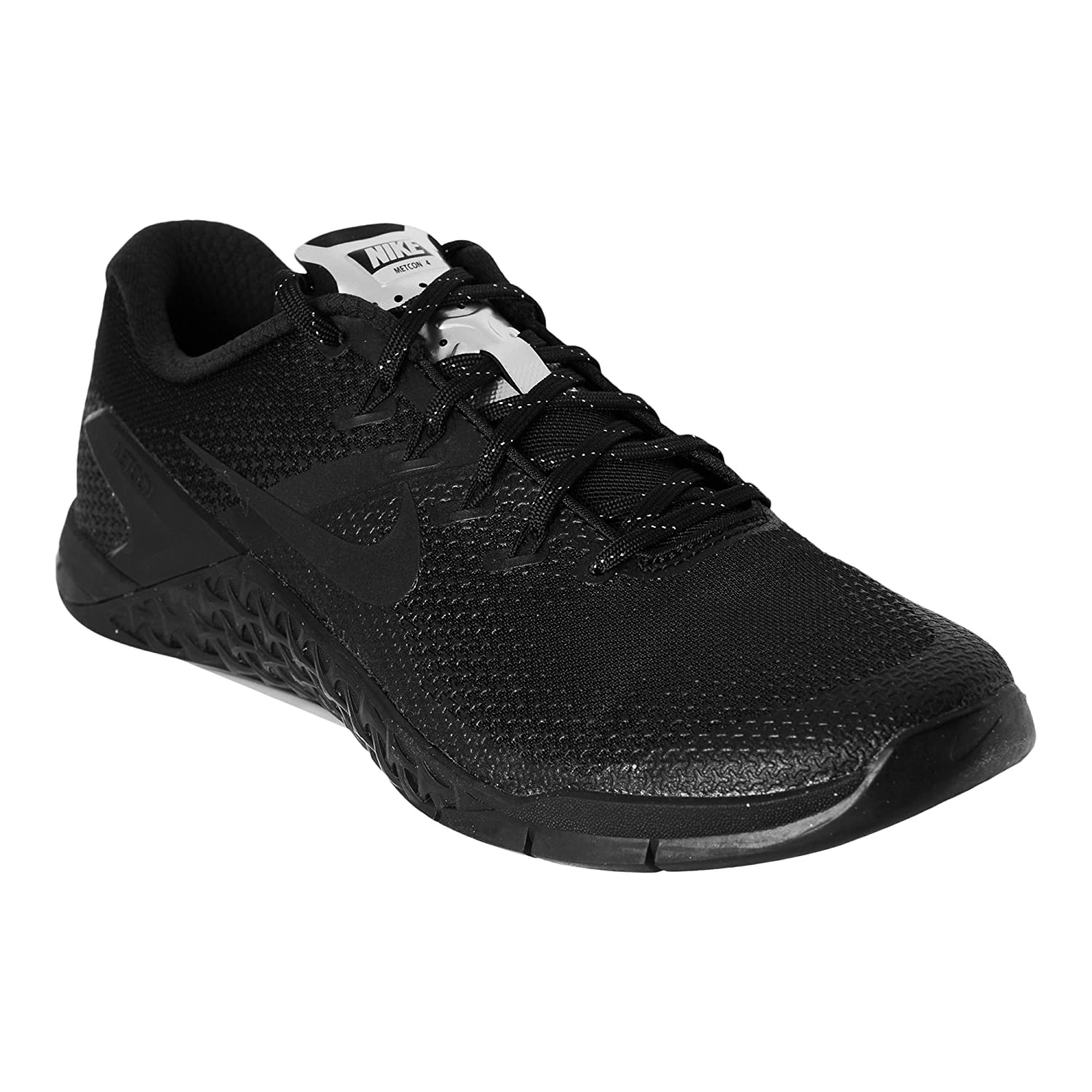 NIKE Women Grey Metcon 4 Training Shoe Grey Women B004PHTOMY 7 B(M) US|Black/Black-m d9a01b