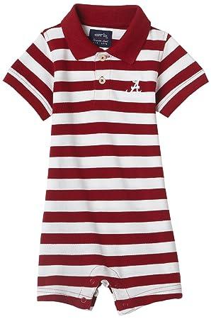 Garb NCAA Alabama Crimson Tide Hunter bebé Pelele de Rayas Polo, Niños, Cardinal, 600 cm: Amazon.es: Deportes y aire libre