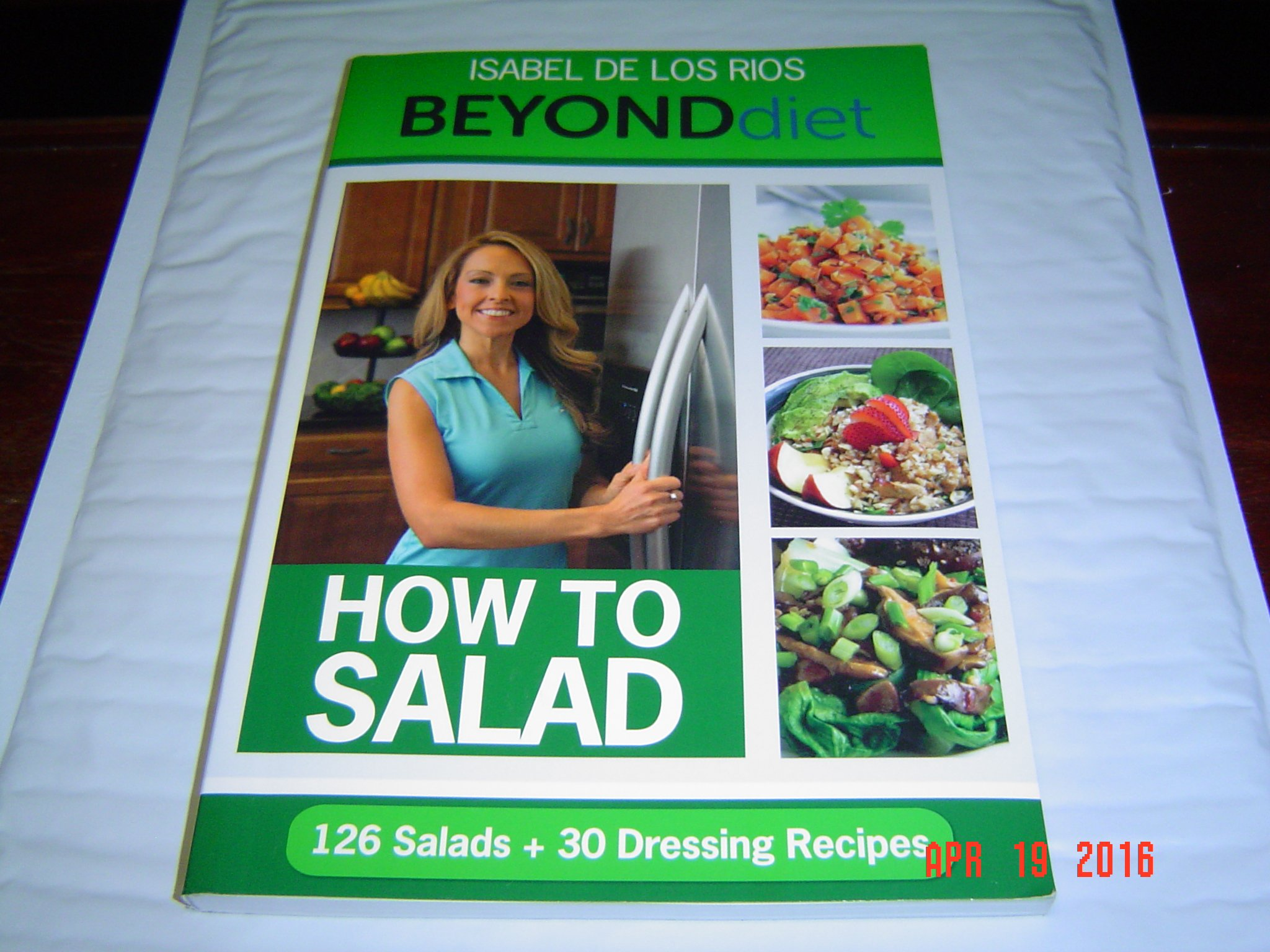 Beyond Diet Salad Isabel Rios product image