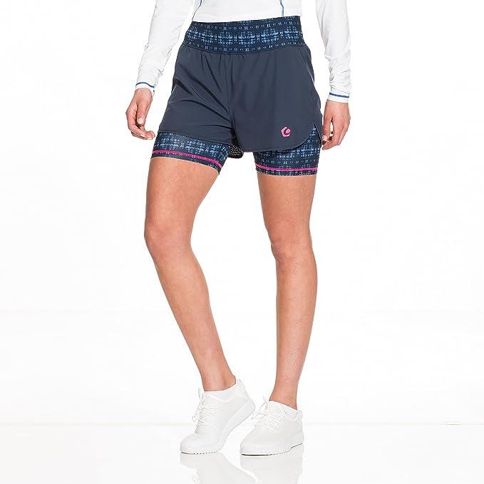 07eeb71384 gregste rpro Damen Rue Fitness Shorts: Amazon.it: Abbigliamento