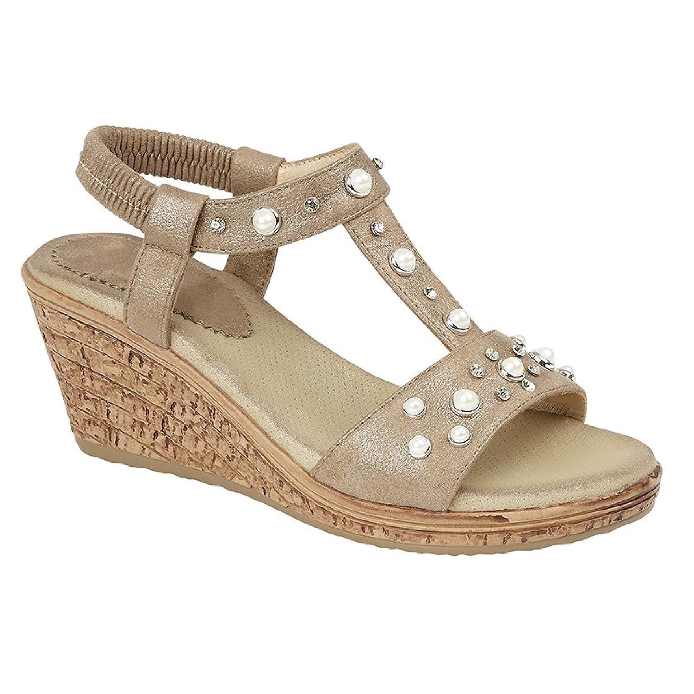 fortuna damen sandalen