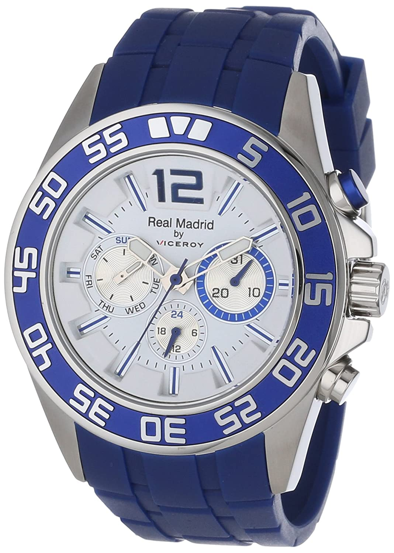 Amazon.com: Viceroy 432859-05 Real Madrid Reloj de pulsera ...
