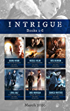 Intrigue Box Set 1-6 March 2020/Before He Vanished/South Dakota Showdown/Mysterious Abduction/Undercover Rebel/Ranger Warrior/Protectiv (A Winchester, Tennessee Thriller)