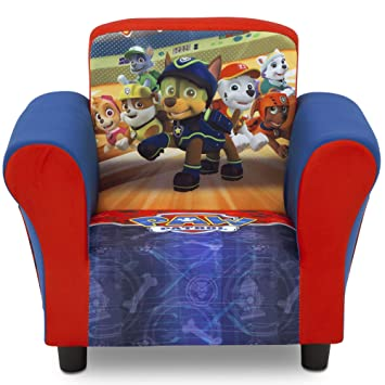 Delta Children Nick Jr. Paw Patrol Upholstered Chair by Delta Children