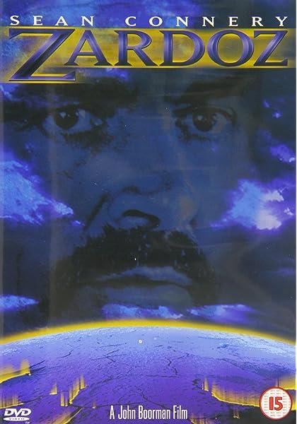 Zardoz: Sean Connery, Charlotte Rampling, Sara Kestelman